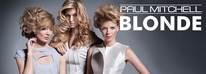 Paul Mitchell Forever Blonde - Уход за блондированными волосами