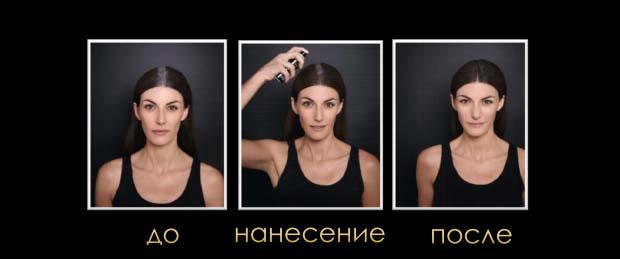 Hair Touch Up - Первый профессиональный консилер для волос