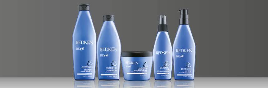Redken Extreme - уход за поврежденными и ослабленными волосами