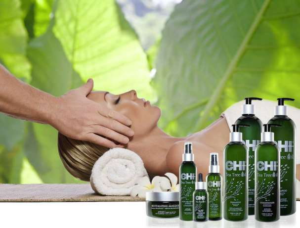 CHI Tea Tree Oil - Масло чайного дерева, купить масло для волос