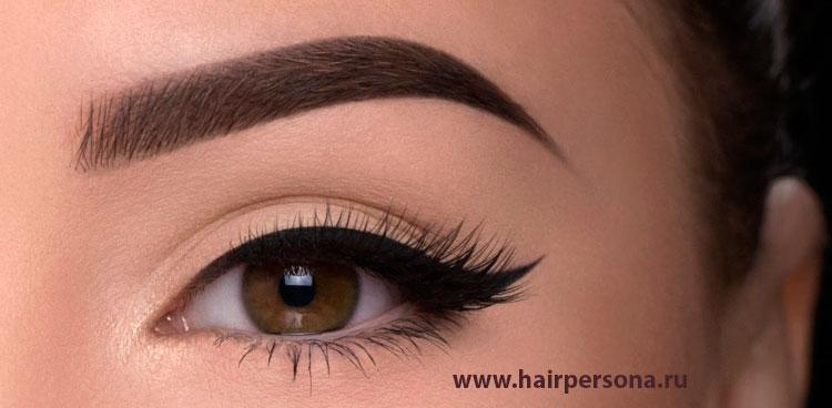Estel Professional Only Looks - Краска для бровей и ресниц иссиня-черная
