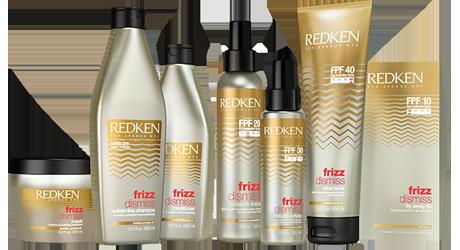 Redken Frizz Dismiss - Гладкость и защита от влажности, купить Редкен косметику