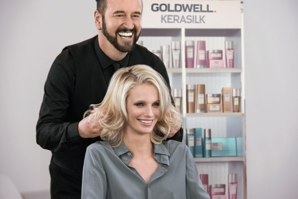 Goldwell Kerasilk Premium Hair Care - Молекула красоты