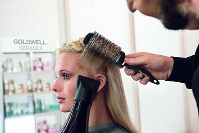 как восстановить поврежденные волосы, купить голдвелл kerasilk Goldwell
