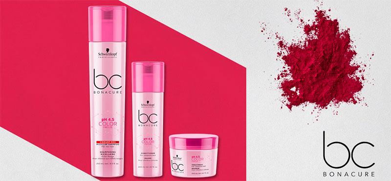 Bonacure pH 4.5 Color Freeze - Для окрашенных и мелированных волос