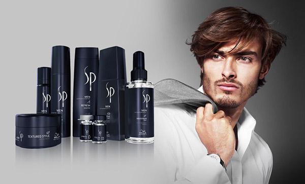 шампунь для мужчин купить, косметика для мужчин