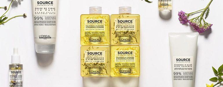 source loreal, loreal source essentielle, source loreal professional, source loreal купить