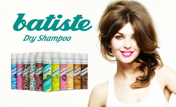 Batiste - Сухой шампунь купить в hairpersona.ru