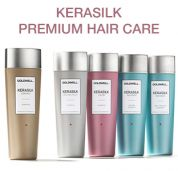GOLDWELL (Германия) - Goldwell Kerasilk Premium Hair Care - Молекула красоты
