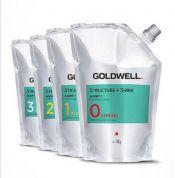 GOLDWELL (Германия) - Goldwell STRAIGHT'N SHINE - Система для перманентного выпрямления волос