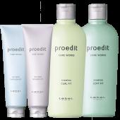 Lebel Proedit - Серия для домашнего ухода и восстановления поврежденных волос