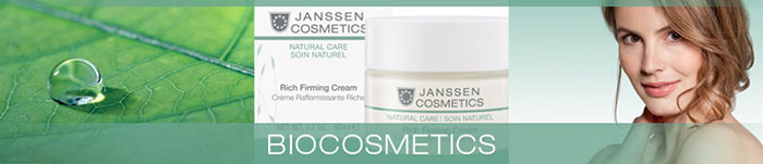 Janssen Natural Care Органическая линия