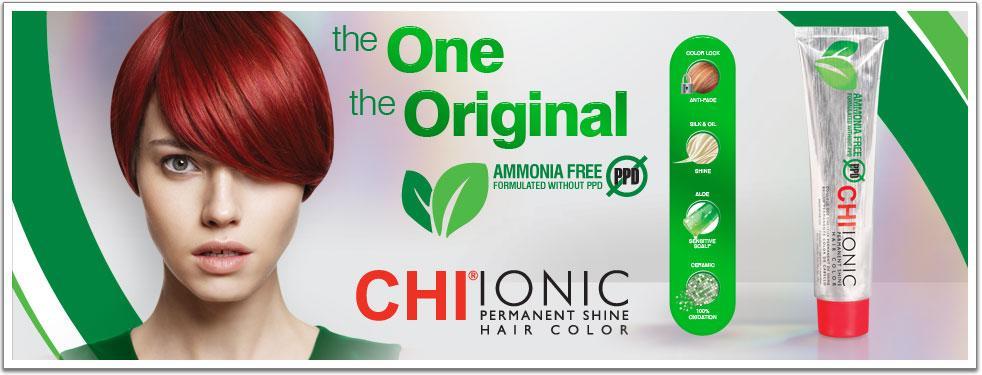 Краска для волос CHI стойкая, Краска для волос Chi, Chi краска для волос отзывы, безаммиачная краска для волос Chi