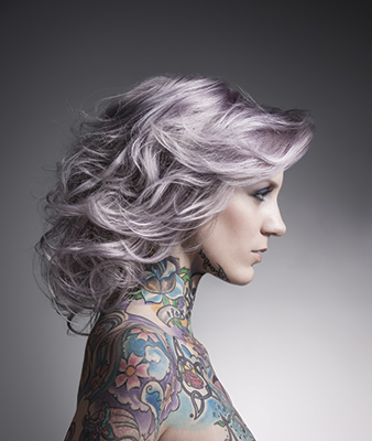 Inkworks - Безамиачный семи-перманентный краситель