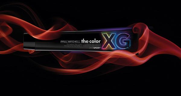 Инновационный краситель XG Color, разработанный международной командойPaul Mitchel