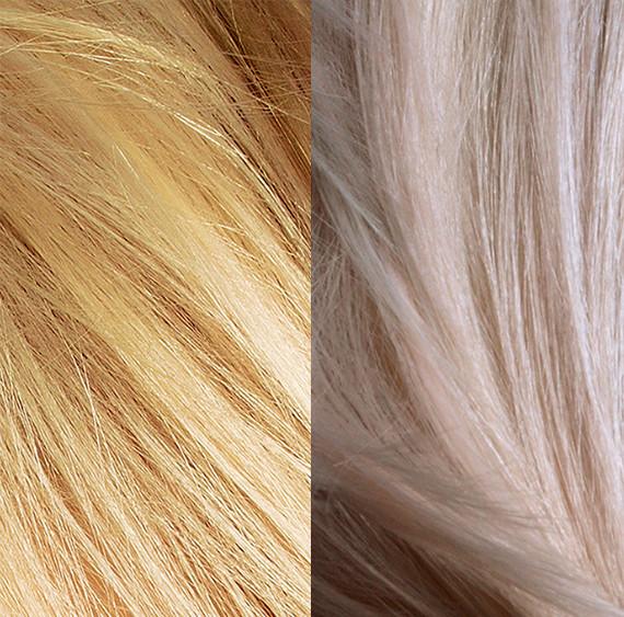 Холодный или Теплый блонд?
