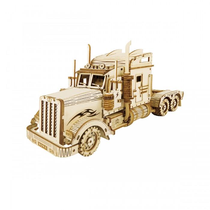 Деревянный конструктор Robotime грузовик Heavy Truck