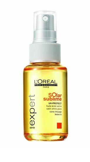 Loreal Solar Sublime - Масло сияние шелка 50мл