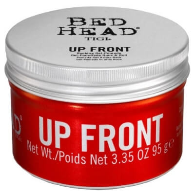 TIGI Bed Head Up Front Rocking Gel Pomade - Бриолин для волос 90мл