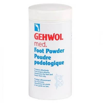 Gehwol Med Foot Powder - Пудра 100 гр