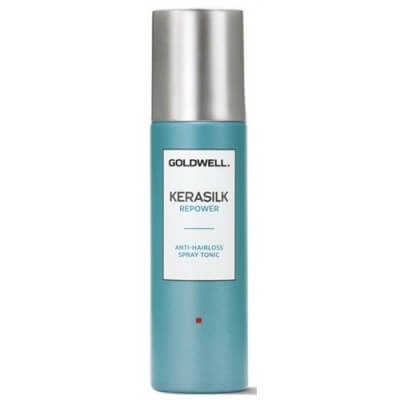 Goldwell Kerasilk Repower Anti-Hairloss Spray Tonic - Спрей тоник против выпадения волос 125 мл