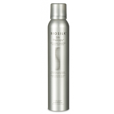 Biosilk Silk Therapy Dry Clean Shampoo - Шелковая Терапия Сухой Шампунь 150 гр