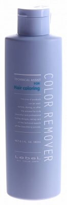 Lebel Color Remover - Средство для удаления краски 180мл