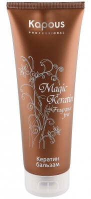 Kapous Magic Keratin - Кератин бальзам 250мл