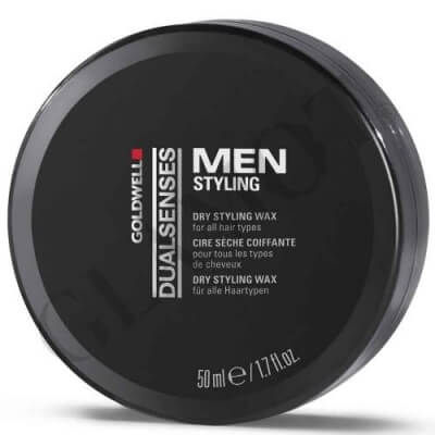 GOLDWELL Dualsenses for Men Dry Styling Wax - Воск для укладки 50мл