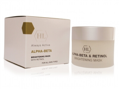 Holy Land ALPHA-BETA Brightening Mask - Осветляющая маска 50мл