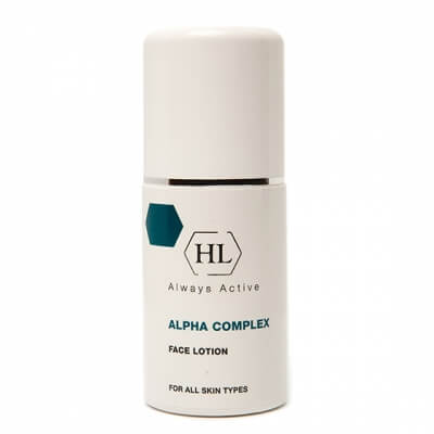 Holy Land ALPHA COMPLEX Face Lotion - Лосьон д/лица 125мл