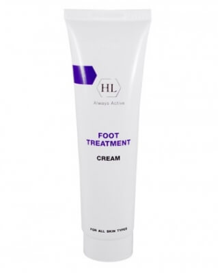 Holy Land Foot Treatment Cream - Крем д/ног 100мл