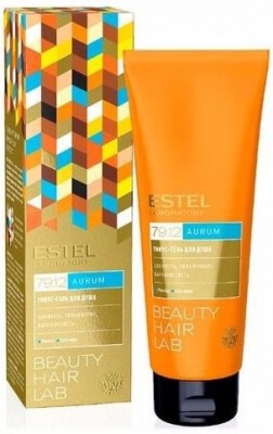 Estel Professional - Тонус-гель для душа ESTEL BEAUTY HAIR LAB AURUM, 250 мл