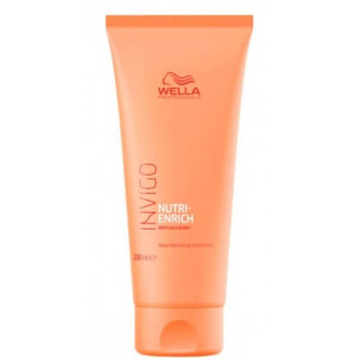 Wella Invigo Nutri-Enrich Deep Nourishing Conditioner - Питательный бальзам-уход 200 мл