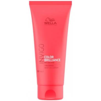 Wella Brilliance Бальзам для окрашенных нормальных и тонких волос (Велла) 200мл
