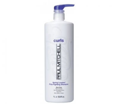 Paul Mitchell Curls Spring Loaded Frizz Fighting Shampoo - Шампунь для кудрявых волос 1000мл