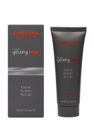 Christina Forever Young Men Extra Action Scrub – Скраб активного действия 75 мл