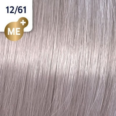 Wella Koleston Perfect ME+ Крем-краска cтойкая 12/61 Розовая карамель 60мл