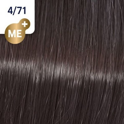 Wella Koleston Perfect ME+ Крем-краска cтойкая 4/71 Тирамису 60мл