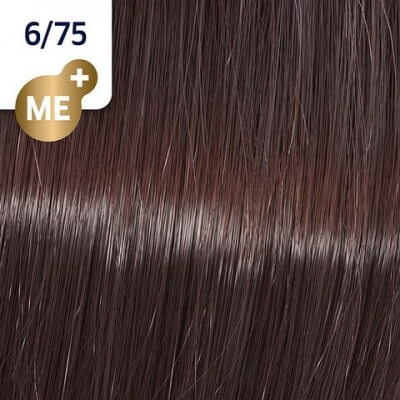 Wella Koleston Perfect ME+ Крем-краска cтойкая 6/75 Палисандр 60мл