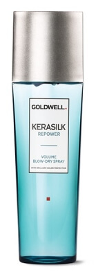 Goldwell Kerasilk Repower Volume Blow Dry Spray – Термозащитный спрей для объема 125 мл