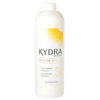 Kydra Cream Developer - Крем-оксидант 40 volumes 12% BLONDE BEAUTY 3