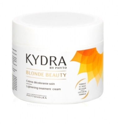 KYDRA Lightening treatment cream - Осветляющая паста BLONDE BEAUTY 500мл