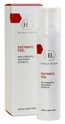 Holy Land ENZYMATIC PEEL WITH PINAPPLE AND PAPAYA - Ферментативный пилинг 100 мл