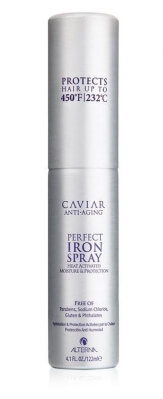 "Alterna Caviar Anti-Aging Perfect Iron Spray - Спрей для волос ""Абсолютная термозащита"" 122мл"