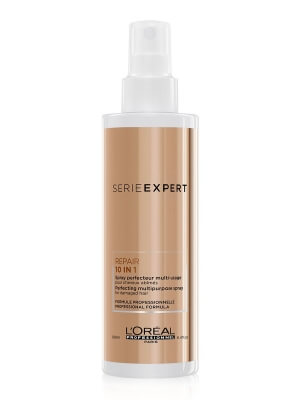 Loreal Absolut Repair 10 in 1 Perfecting Multipurpose Spray - Многофункциональный спрей 10 в 1 190мл