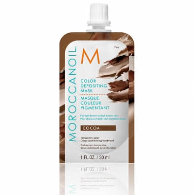 Moroccanoil Color Depositing Mask Cocoa Тонирующая маска Какао 30 мл