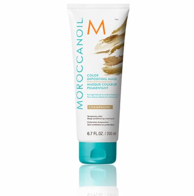 Moroccanoil Color Depositing Mask Champagne Тонирующая маска Шампань 200 мл