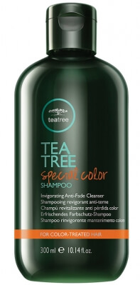 Paul Mitchell Tea Tree Special Shampoo Color - Шампунь с маслом чайного дерева для окрашенных волос 300 мл
