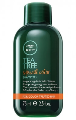 Paul Mitchell Tea Tree Special Shampoo Color - Шампунь с маслом чайного дерева для окрашенных волос 75 мл